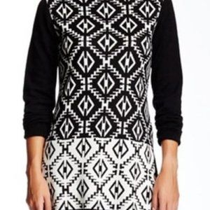 Romeo and Juliet Couture Knit Tribal Tunic